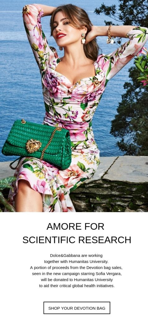 Dolce Gabbana Email