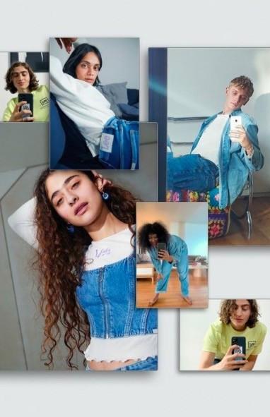 Instagram Lee Jeans
