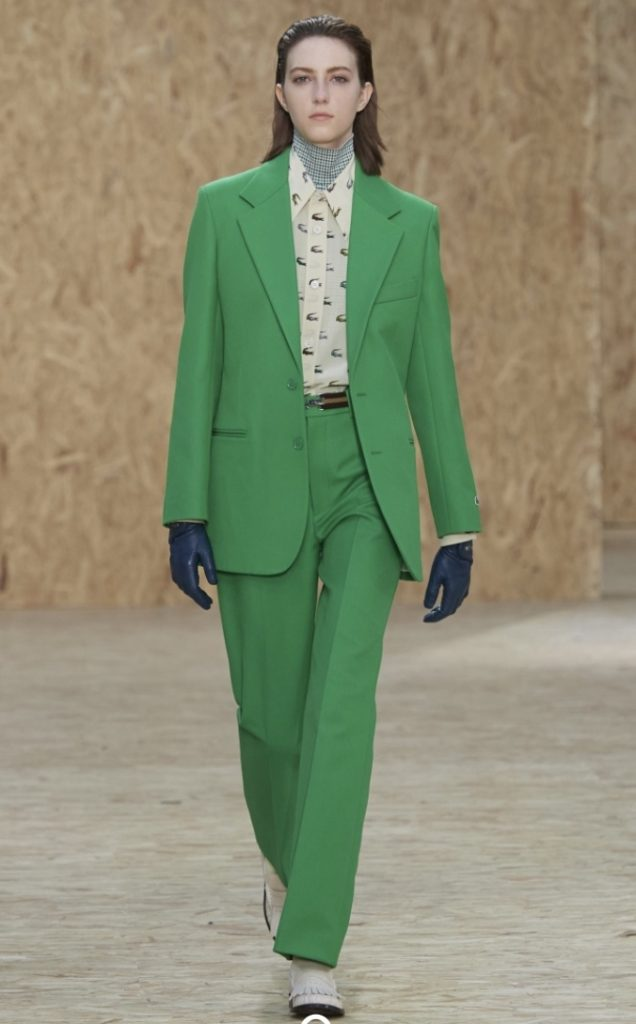 Lacoste Fall 2020