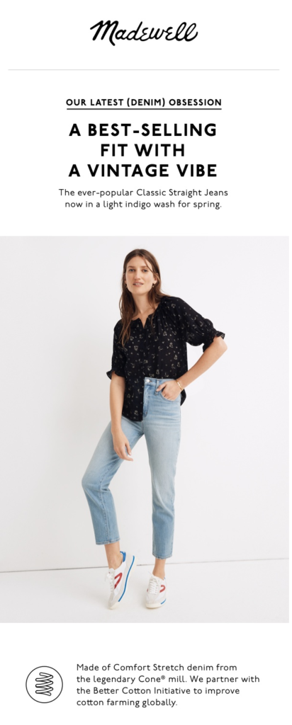 Madewell Us Email 27 Feb 2020