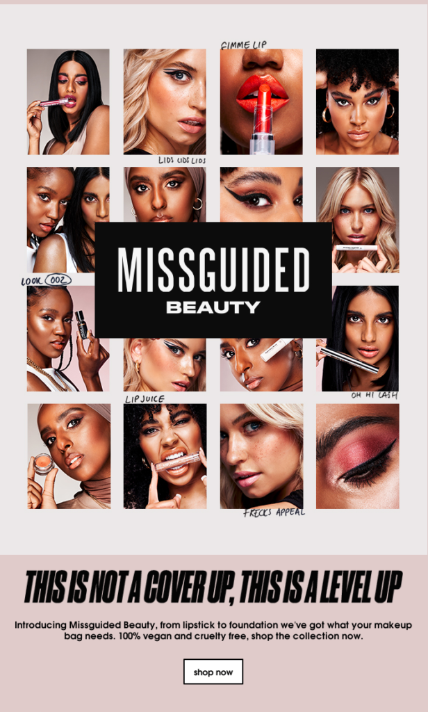 Missguided Email Uk Jan 12 2021