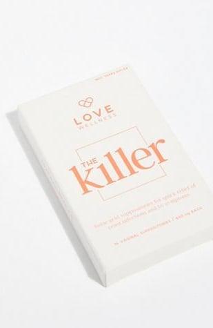 The Killer Vaginal Boric Acid Suppository Love Wellness 1
