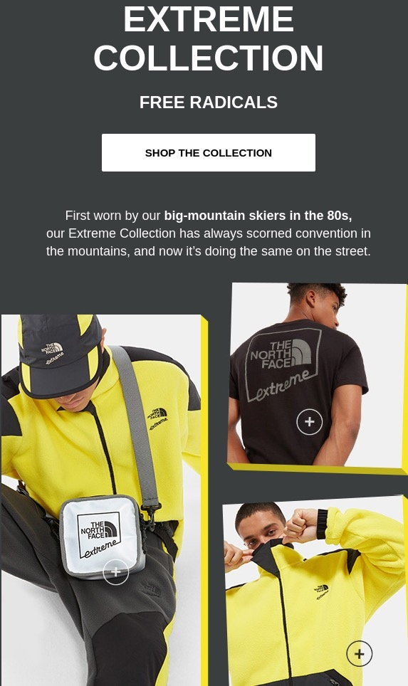 The North Face Uk Email