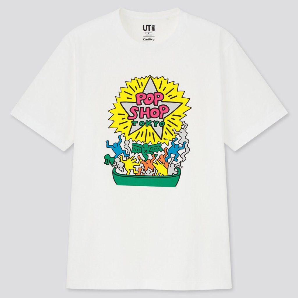 Uniqlo Keith Haring X Tokyo