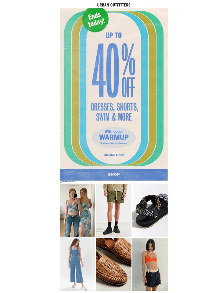 Urban Outfitters Email Us 20