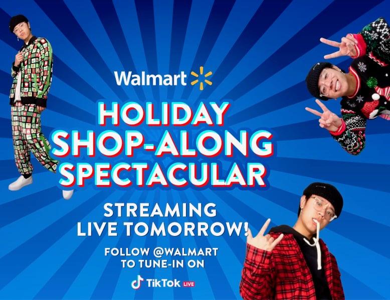 Walmart X Tiktok