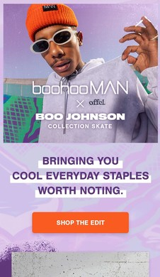 Boohooman Email Uk Sep 18 2020