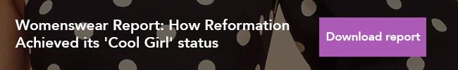 Reformation brand analysis