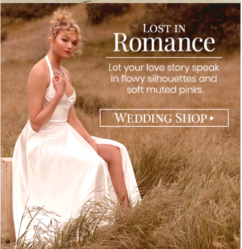 bridal retail