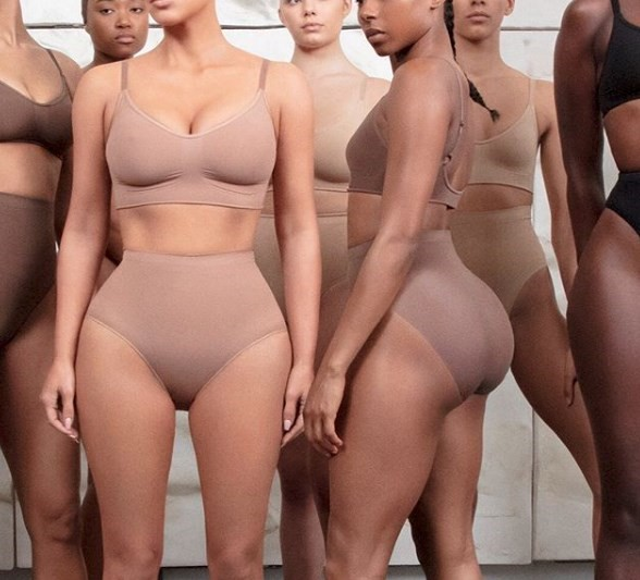 Shapewear for women Kim Kardashian